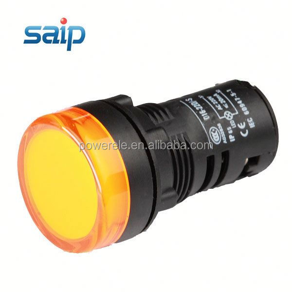 Super Quality AD16-22D/S led indicator lamp 220v With Many Color