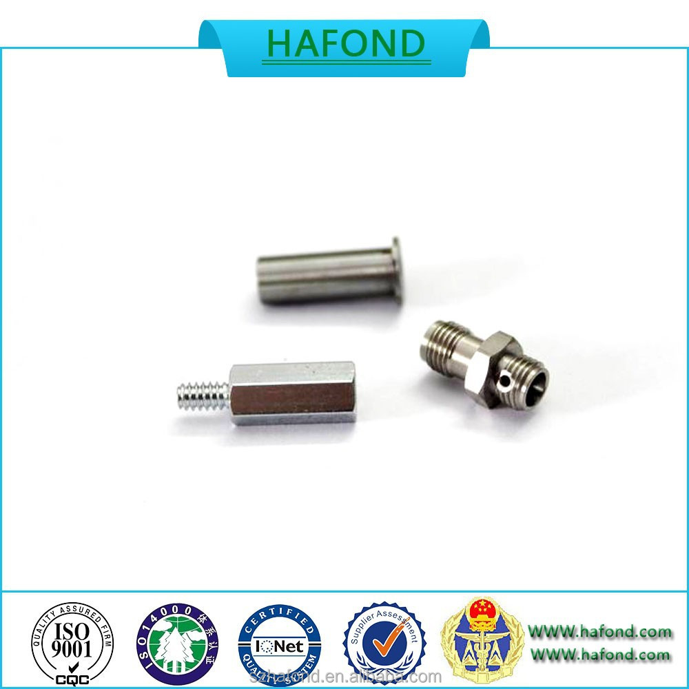 ISO9001-2000 OEM Professional High Precision key cutting machine parts