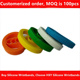 HXY 2017 hot sale Cool Silicone Color Changing Wristbands for Crivit Sport