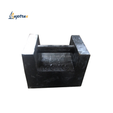 M1 cast iron weight 1000kg test weight elevator counterweight