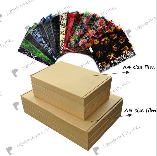 Royalty Design Hydrographic Water Transfer Printing Film Activator ...