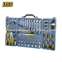 auto mechanic complete carbon steel 110pcs hand tool set