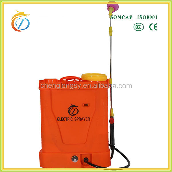 18L Rechargeable battery sprayer electric sprayer