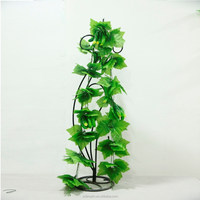Artificial Cucumber Vine Wall Hanging Faux Fruit Garland Restaurant Home Arrangement