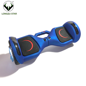 Chinese factory 8 inch hoover board balance scooter electric with bluetooth