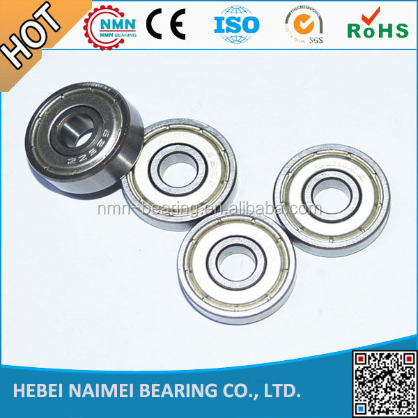 Furniture Miniature Bearings 627 ABEC 3 Z ZZ 2RS Sizes 7*22*7mm