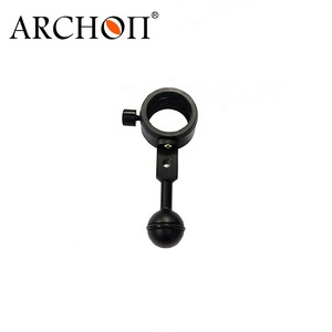 Aluminum mount adapter gopro camera accessories for underwater diving lights