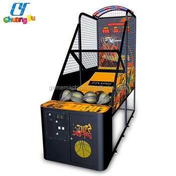 Philippines Indoor Electronic Commercial Shooting Arcade Basketball
