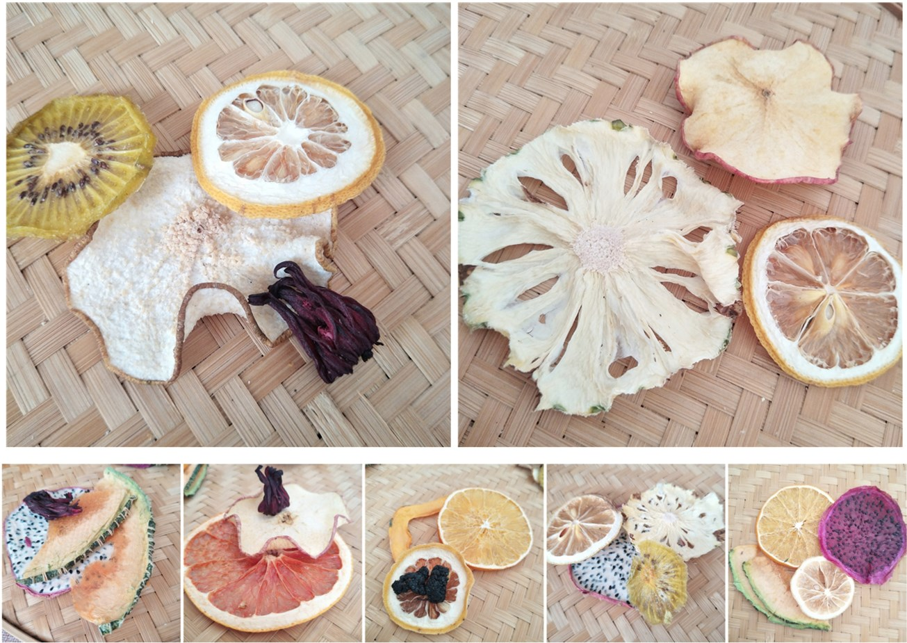 Individual Package chinese bulk certified halal detox tea dried fruit slice tea - 4uTea | 4uTea.com