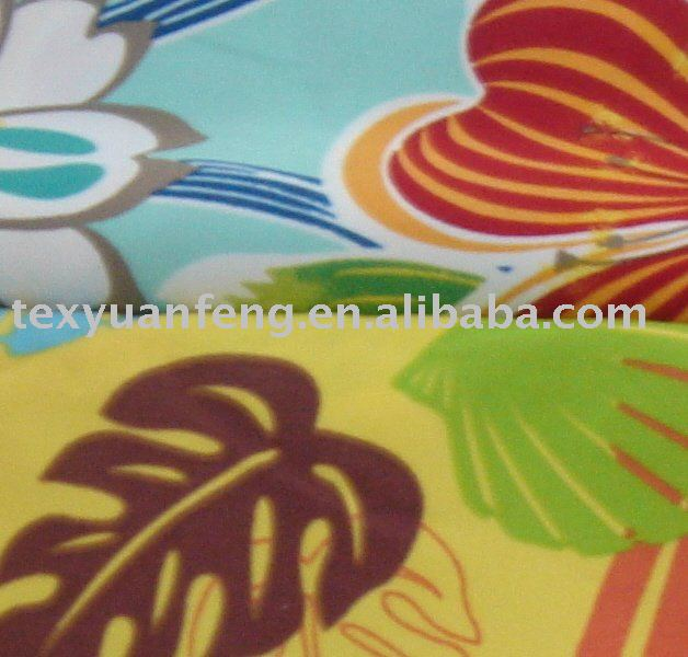 polyester micro fabric/polyester peach skin plain