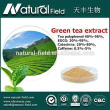 Acting as customer s requirement Herbal Extract! caffeinated green tea extract