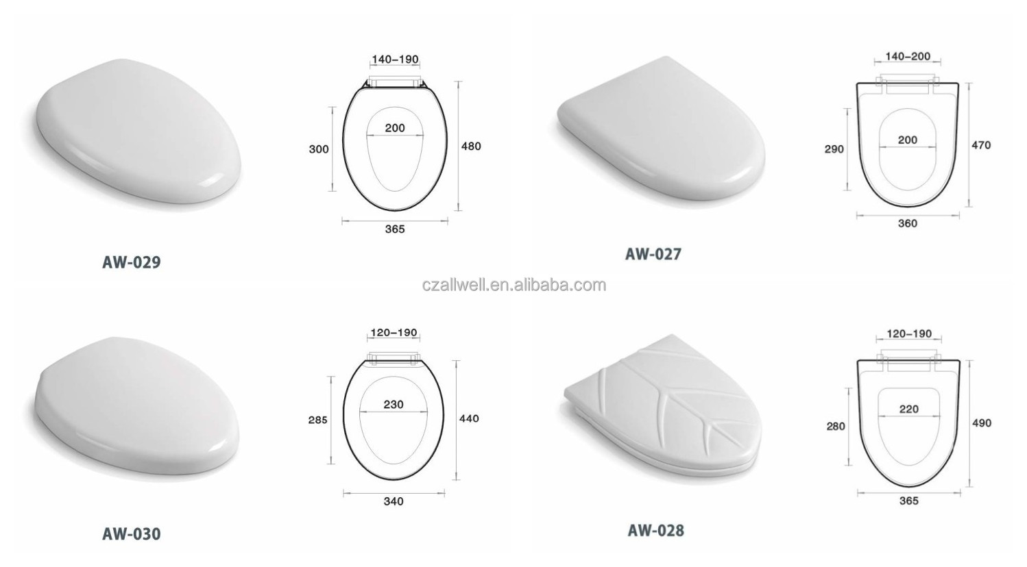 Square Toilet Seat Modern Soft Close Toilet Seat Cover Buy