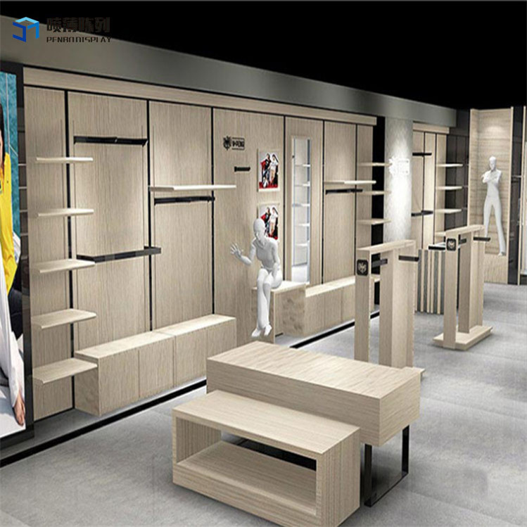 retail small clothes shop interior design ideas