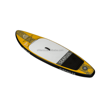 Fissot professional inflatable paddle board for surfing with length 9'