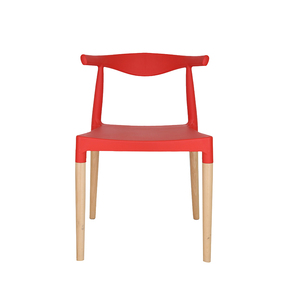 Low Price Furniture PP Plastic Dining Chair Modern