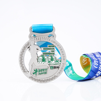 Wholesale High Quality Cheap Funny Hollow Custom Awards Sport Medal