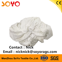 wholesale best quality cotton wiping rags 20 kg bale