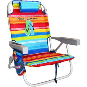 Superb New Tommy Bahama Backpack Beach Chair Various Colors Short Links Chair Design For Home Short Linksinfo