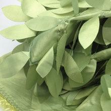 Золотой тканевый с Африканским принтом Свадебный для платья, декоративные белые листья тафты занавески ткань, Diy Tissu лоскутное шитье матери...(Китай)