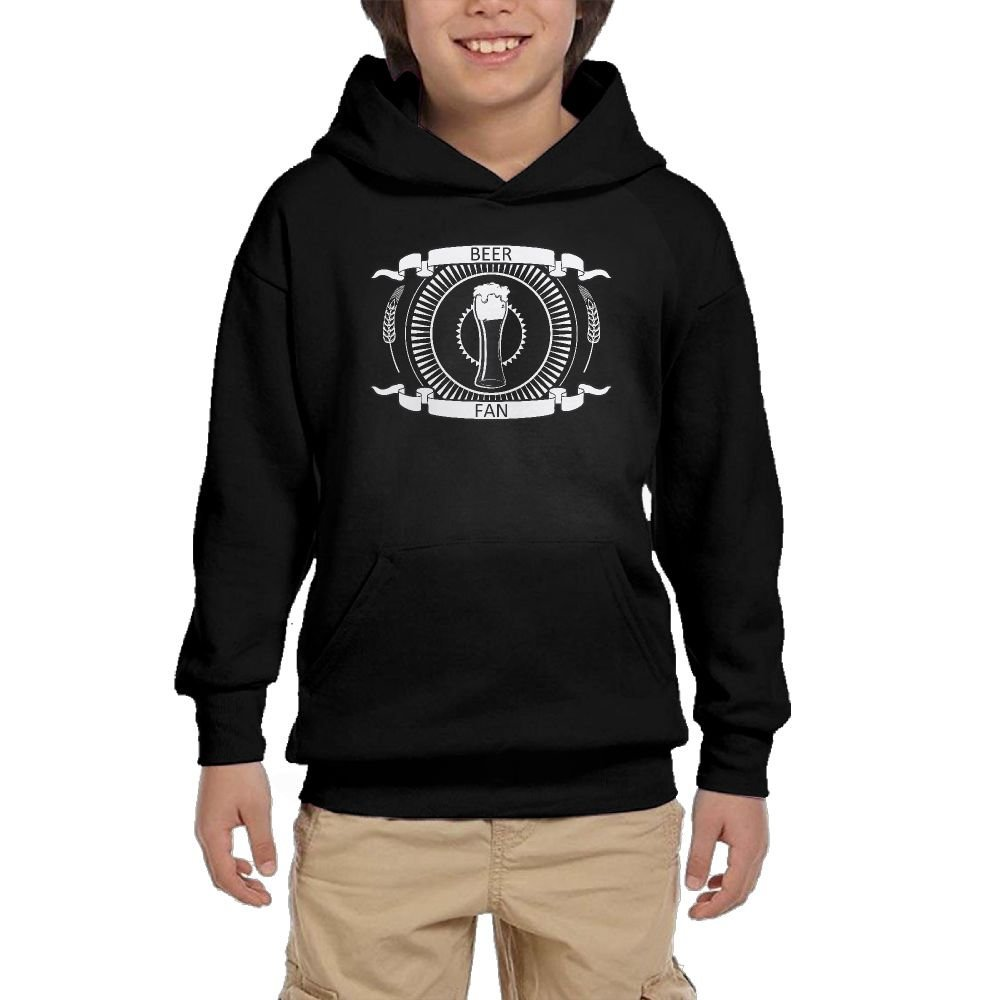 Beer Lover Funny Boy Casual With Pocket Hoodies Long Sleeve Pullover Sweatshirts