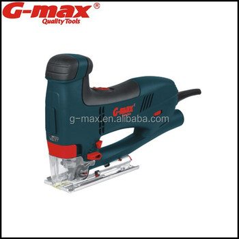 G Max Power Tools Woodworking Machine 710w Portable Jigsaw Gt14012