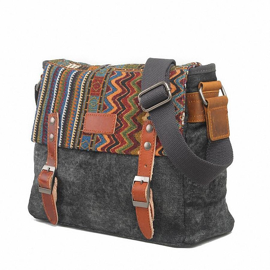 daabe2fc872c Get Quotations · National wind wholesales men messenger bags new fashion  male single-shoulder bag Retro canvas bags