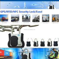 GPS tracking devices avl,NFC padlock for container fleet management