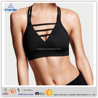 Hot Sell Yoga Sexy Sports Women Running Bra Dry Fit