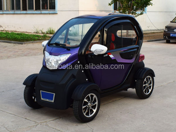 cheap electric car for sale / two seater mini cars