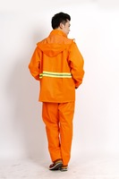 Factory hot sale high quality government police police sanitation raincoats