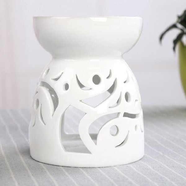 ceramic fragrance burner oil diffuser for aroma therapy wholesale scentsy candle warmers