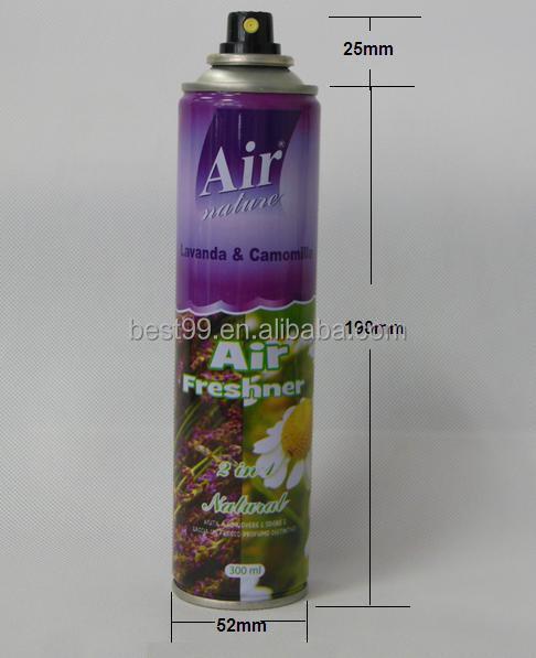 300ml Air Deodorant Spray,Air Freshener Spray,Air Care
