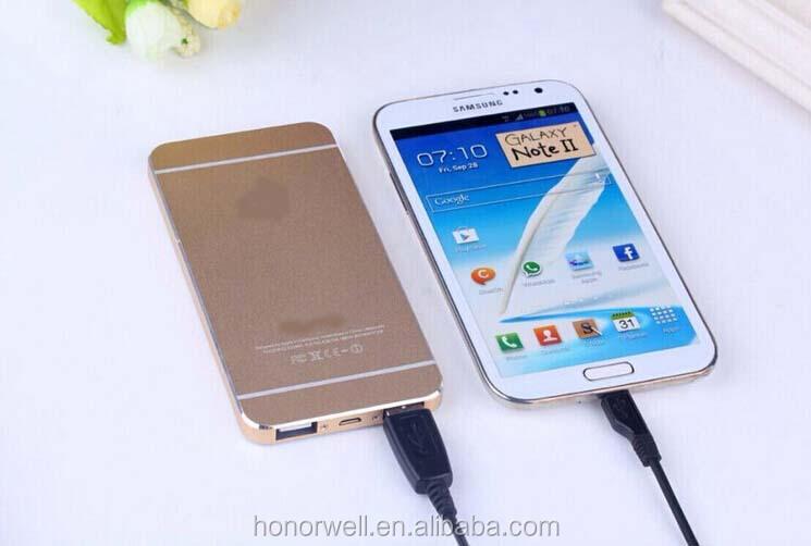 12000mah Power Bank For Iphone 6 Hw-pb-110(silver)