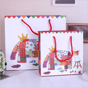 Exquisite surprise children gift storage toy bag