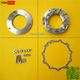 GT1646V GT1746V GT1749V Turbo Nozzle Ring 712968/ 712968-0002 Fit Jagular/ Seat/ Skoda/ TOY0TA/ VW