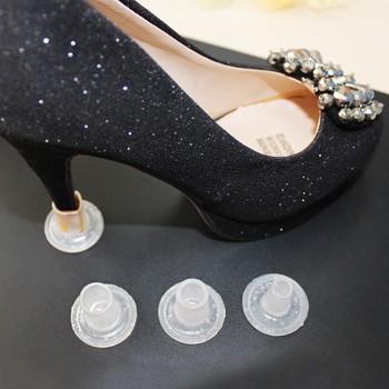 25f78fc5f Protetores de Salto Alto Em Forma de coração para Sapatos-3 tamanhos ...