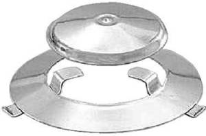 Magma Products, 10-665 Radiant Plate & Dome Assembly, Marine Kettle 2 Combination Stove & Gas Grill (Original Size), Replacement Part