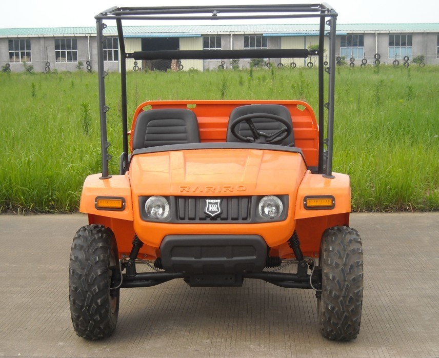 Good quality battery operated utility vehicle farm electric carts with cargo
