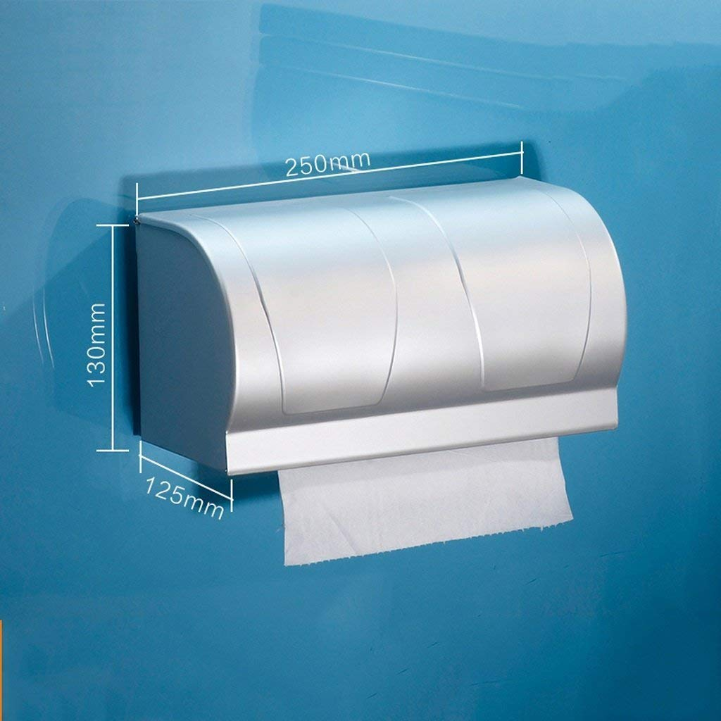 YAOHAOHAO Wc-Papier towel watertight compartments the toilet paper of card board toilet toilet paper holder toilet-paper toilet toilet paper in boxes