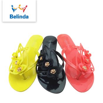dfcd69372e0f7 Wholesale Flip Flops Sandals Women Ladies Footwear - Buy Ladies ...