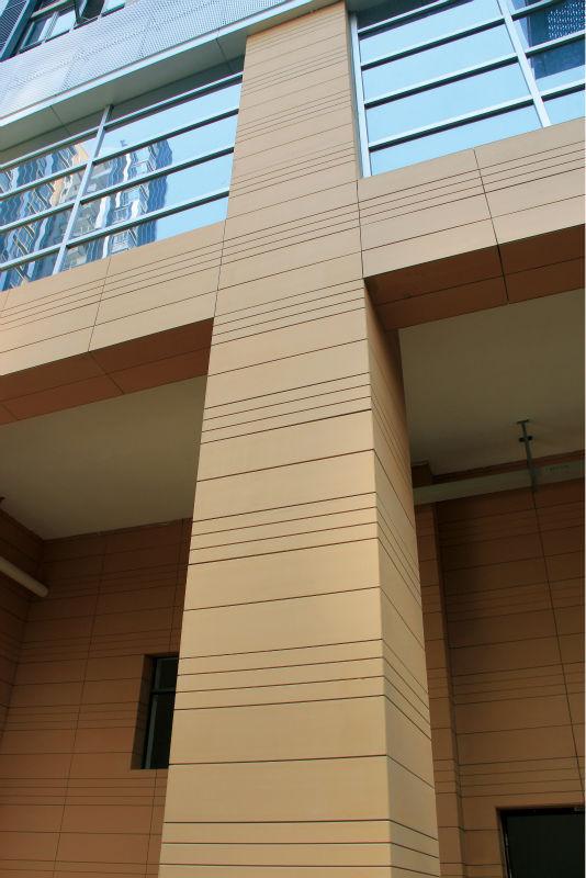 Lightweight Decorative Building Terracotta Cladding Architectural ...