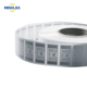 Impinj Monza R6 inlay paper roll adhesive UHF RFID label sticker