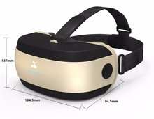 Android 5.1 smart 3D glasses vr all in one wifi and blueteeth VR headset