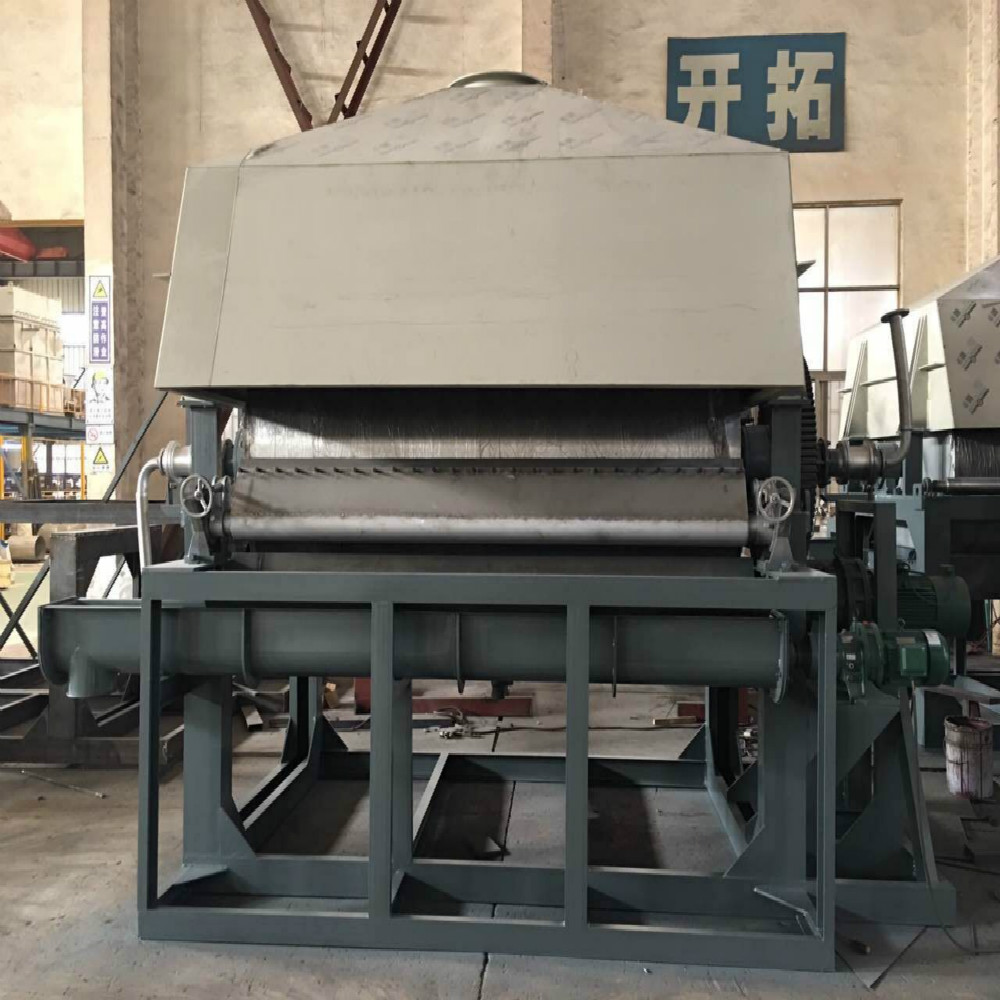 Chinese Single Cylinder Drum Dryer for drying starch