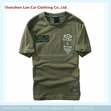 factory custom made pima cotton t shirts for men