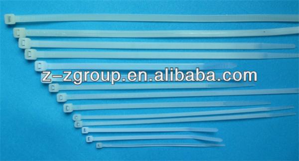 Nylon uv resistant nylon zip ties manufacturer