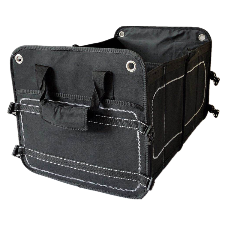 Osgoodway High Quality Wholesale OEM Cargo Car Trunk Storage Organizer Fits for SUV Van Car Truck