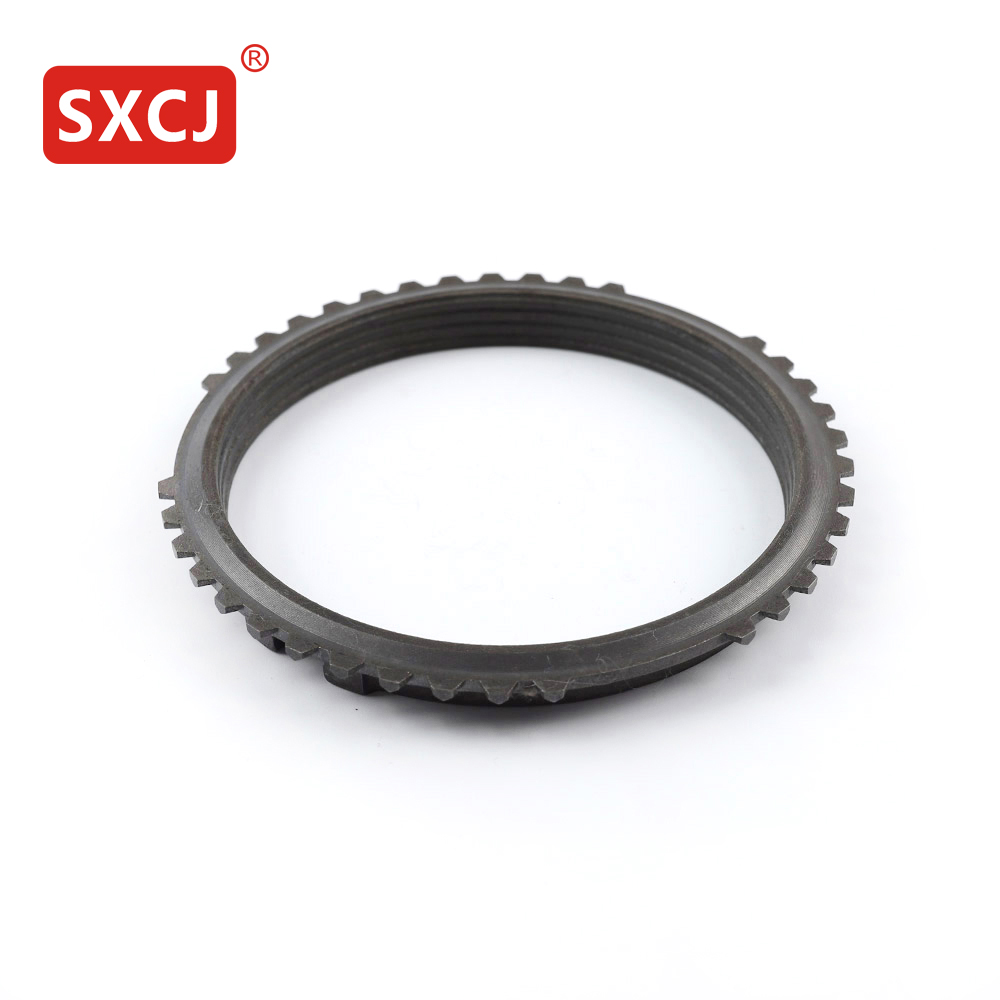 Auto parts Die Casting synchronizer and ring Helical Gear for small car