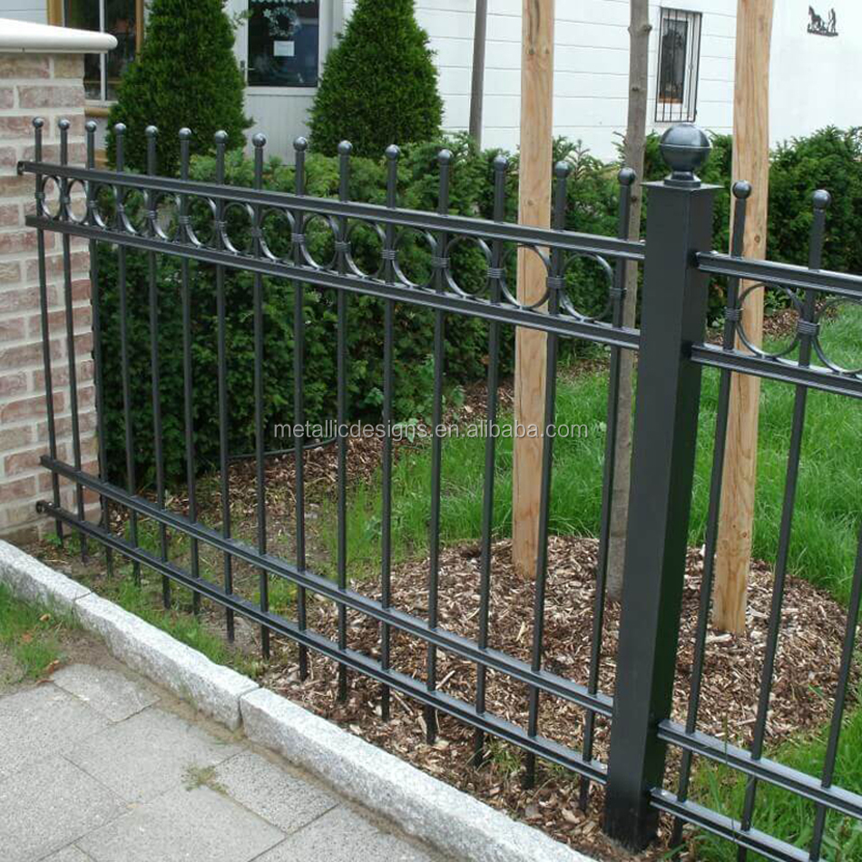 Competitive Price Diy Fence Gate Decorative Wrought Iron Fence Decorative Metal Fence Panels Buy Diy Fence Gate Retractable Fence Gate Decorative