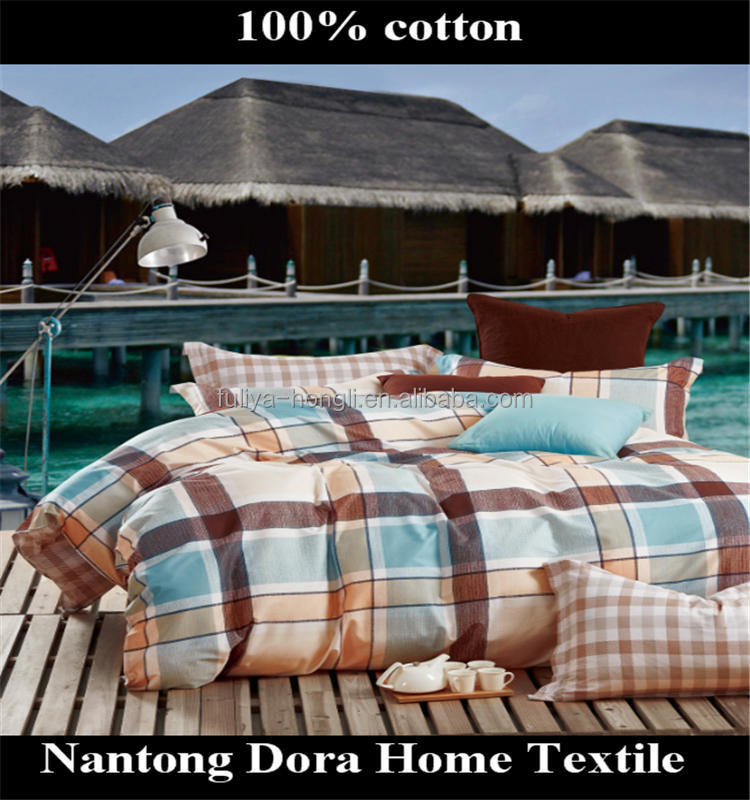 Disposable Feature and 5 pcs Quantity luxury Chinese pure 100% egyptian cotton bedding set